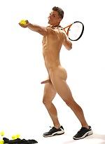 Tomek Kubovy naked