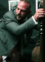 Bespoke. New Tailor. Starring Samuel Colt and Jake Genesis