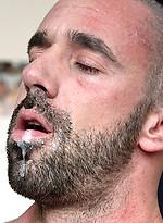 Two horny bodybuilders Mauri and Jorge Ballantino fucking raw and enjoying their big muscles