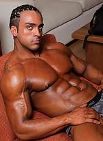 Super tan, super cool, super ripped, and super hung! Mauro Marinello.