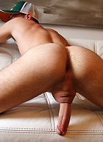 Bent over and ready to take it - Ygor Malone