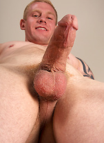 Hot blond Tim naked