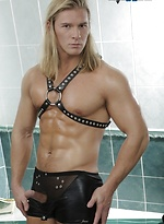Bryan's Showertime Fantasy Of Prime Beefcake Results In Oodles Of Hot, Sticky