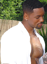 Muscle god Will Smith