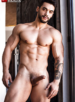 Arad Winwin Pounds Dylan James In The Ass