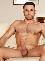 Hot hung James Castle shows his body