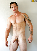 Richard Sutherland: BIG Muscle Jock JERKS His COCK
